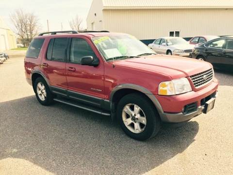 2002 Ford Explorer for sale at River Motors in Portage WI