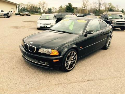 2001 BMW 3 Series for sale at River Motors in Portage WI