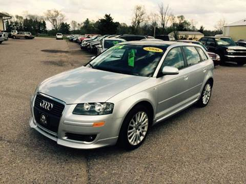 2006 Audi A3 for sale at River Motors in Portage WI