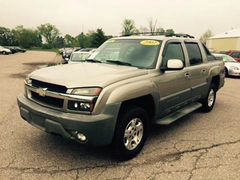 2002 Chevrolet Avalanche for sale in Baraboo, WI