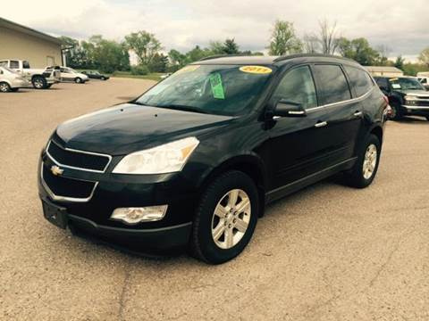 2011 Chevrolet Traverse for sale at River Motors in Portage WI