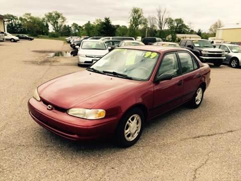 1999 Chevrolet Prizm for sale at River Motors in Portage WI