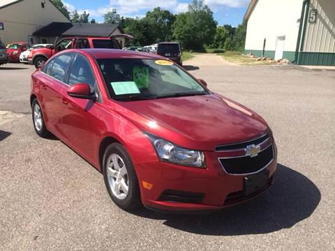 2012 Chevrolet Cruze for sale in Baraboo, WI