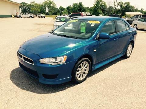 2011 Mitsubishi Lancer for sale at River Motors in Portage WI