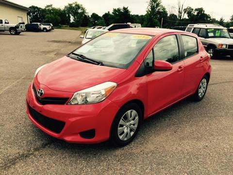 2012 Toyota Yaris for sale in Baraboo, WI