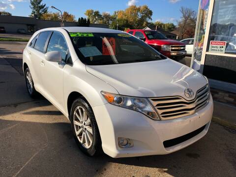 2012 Toyota Venza for sale at River Motors in Portage WI