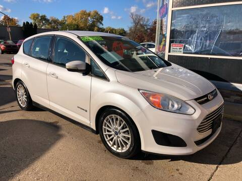 2013 Ford C-MAX Hybrid for sale at River Motors in Portage WI