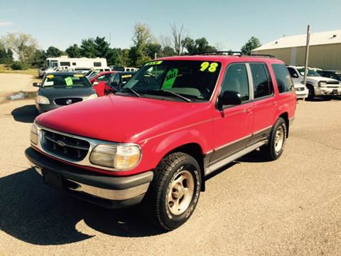 1998 Ford Explorer for sale at River Motors in Portage WI