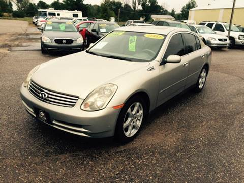 2003 Infiniti G35 for sale in Baraboo, WI