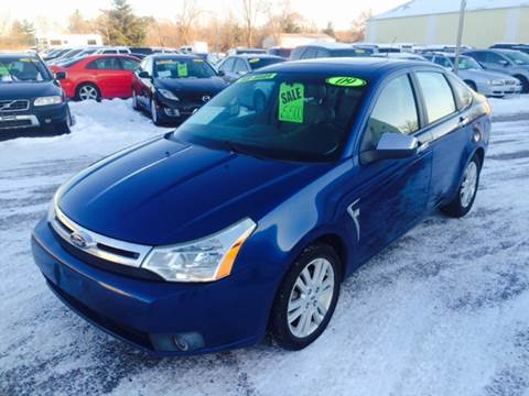 2009 Ford Focus for sale in Baraboo, WI
