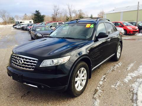 2006 Infiniti FX35 for sale in Baraboo, WI