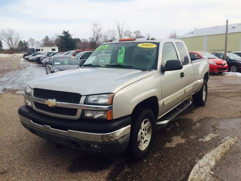 2005 Chevrolet Silverado 1500 for sale in Baraboo, WI