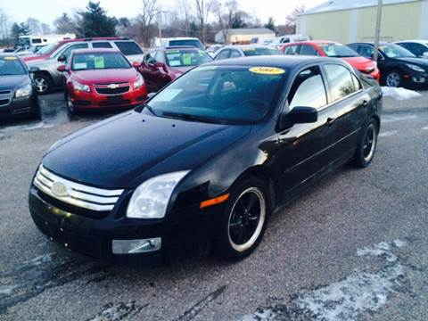 2007 Ford Fusion for sale in Baraboo, WI