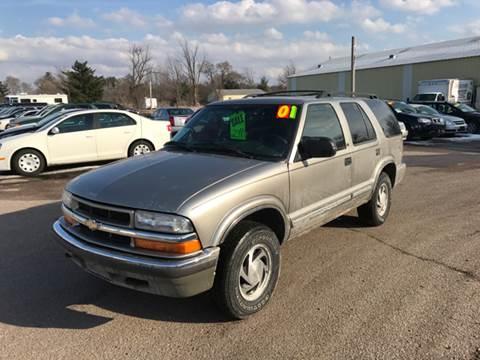 2001 Chevrolet Blazer for sale in Baraboo, WI