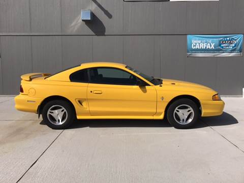 1998 Ford Mustang for sale in Columbus, NE