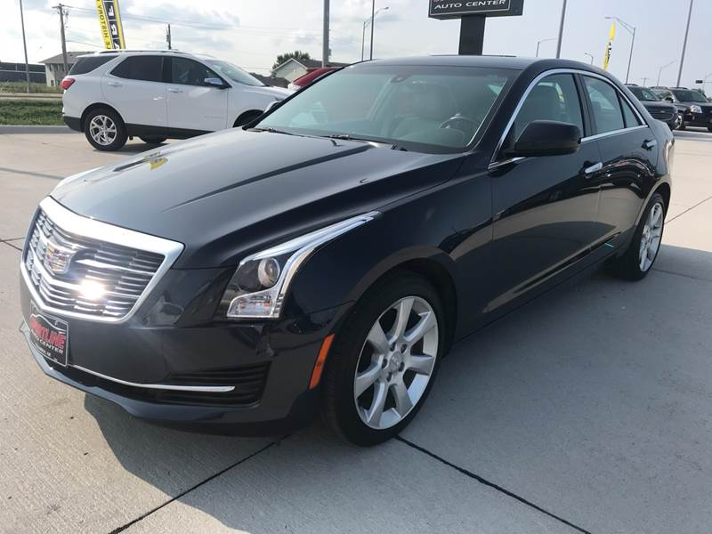 2015 Cadillac Ats 2 0t In Columbus Ne Sportline Auto Center