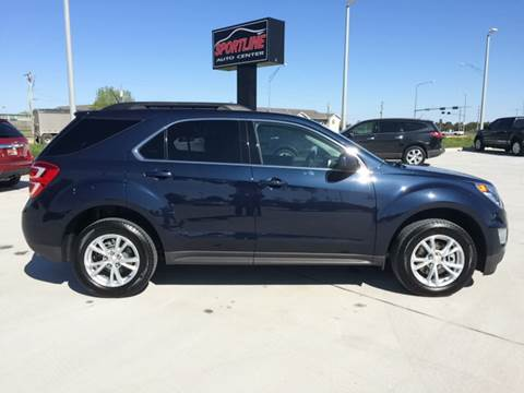 2016 Chevrolet Equinox for sale in Columbus, NE