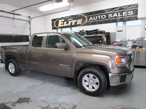 2015 GMC Sierra 1500 for sale in Idaho Falls, ID