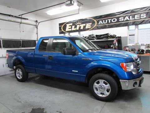 2014 Ford F-150 for sale in Idaho Falls, ID