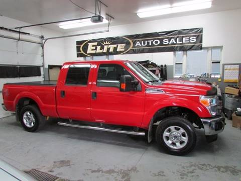 2014 Ford F-250 Super Duty for sale in Idaho Falls, ID