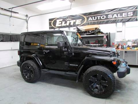 2012 Jeep Wrangler for sale in Idaho Falls, ID