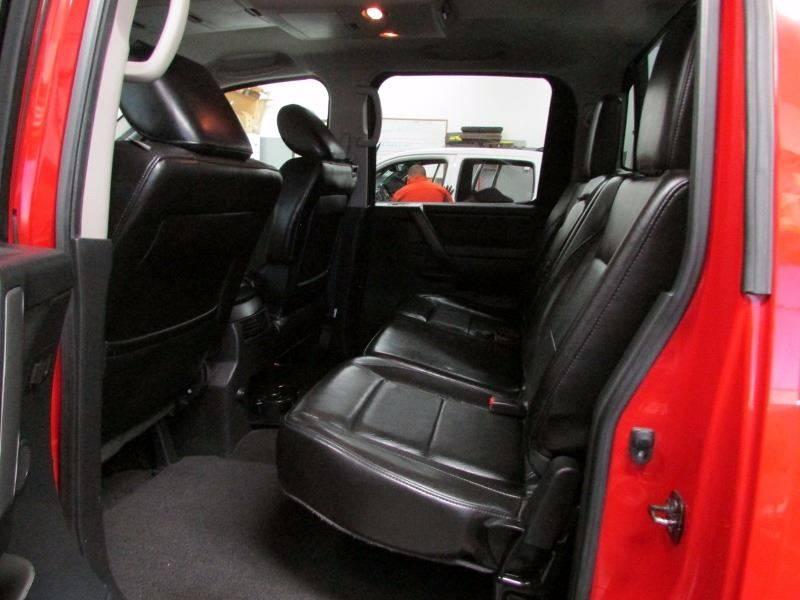 2012 Nissan Titan 4x4 SL 4dr Crew Cab SWB Pickup In Idaho ...