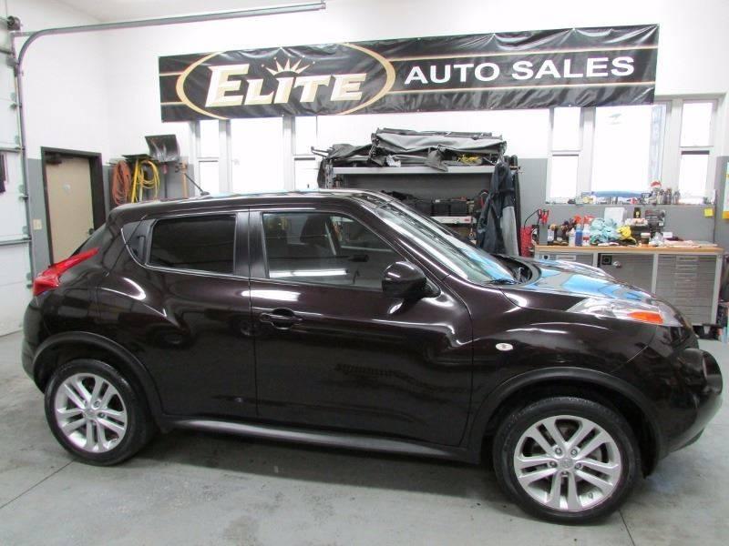 2014 Nissan Juke SV 4dr Crossover CVT In Idaho Falls ID - Elite Auto