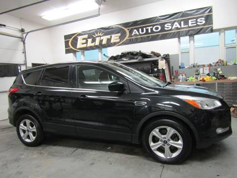 ford escape for sale in idaho falls id. Black Bedroom Furniture Sets. Home Design Ideas