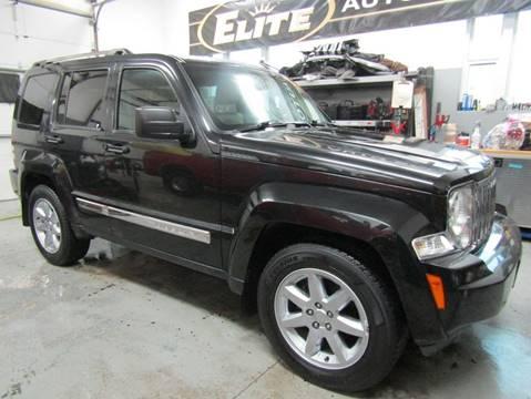 2012 Jeep Liberty for sale in Idaho Falls, ID