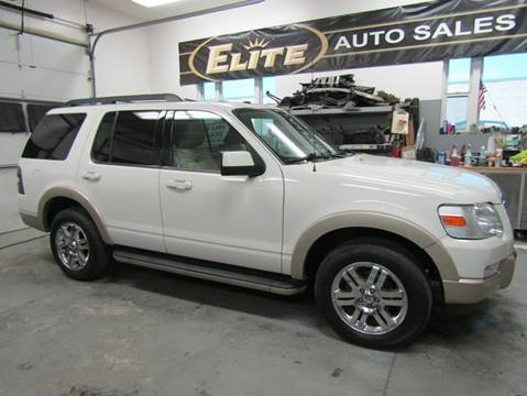 2010 Ford Explorer For Sale >> Used 2010 Ford Explorer For Sale Carsforsale Com