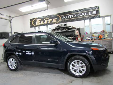 2016 Jeep Cherokee for sale in Idaho Falls, ID