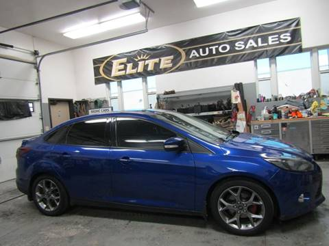 2014 Ford Focus for sale in Idaho Falls, ID