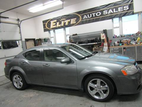 2011 Dodge Avenger for sale in Idaho Falls, ID