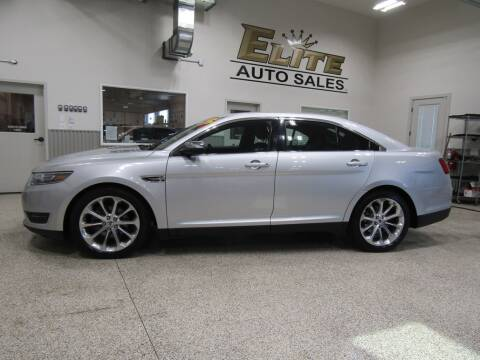 2014 Ford Taurus for sale at Elite Auto Sales in Idaho Falls ID