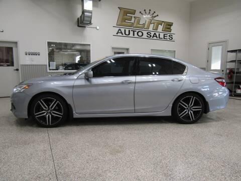 2016 Honda Accord for sale at Elite Auto Sales in Idaho Falls ID