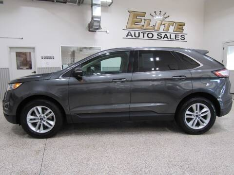 2016 Ford Edge for sale at Elite Auto Sales in Idaho Falls ID