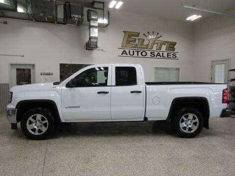 2017 GMC Sierra 1500 for sale at Elite Auto Sales in Idaho Falls ID
