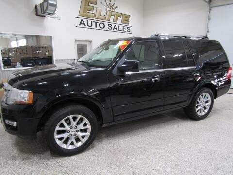 2017 Ford Expedition for sale at Elite Auto Sales in Idaho Falls ID