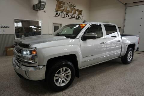 2017 Chevrolet Silverado 1500 for sale at Elite Auto Sales in Idaho Falls ID