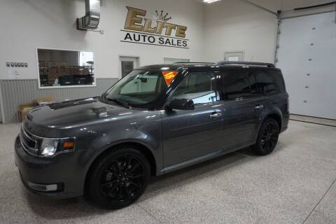 2018 Ford Flex for sale at Elite Auto Sales in Idaho Falls ID