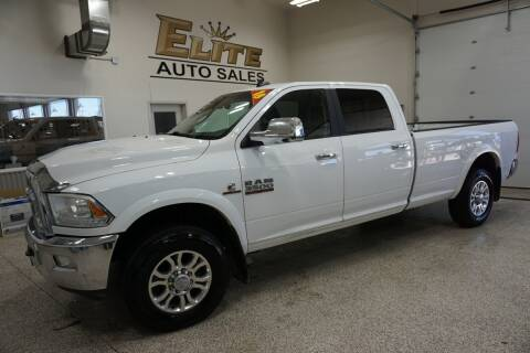 2018 RAM Ram Pickup 3500 for sale at Elite Auto Sales in Idaho Falls ID