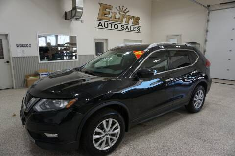 2017 Nissan Rogue for sale at Elite Auto Sales in Idaho Falls ID