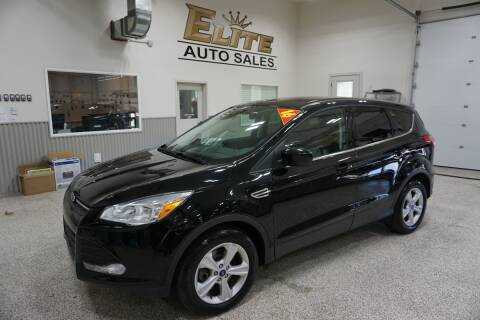 2016 Ford Escape for sale at Elite Auto Sales in Idaho Falls ID