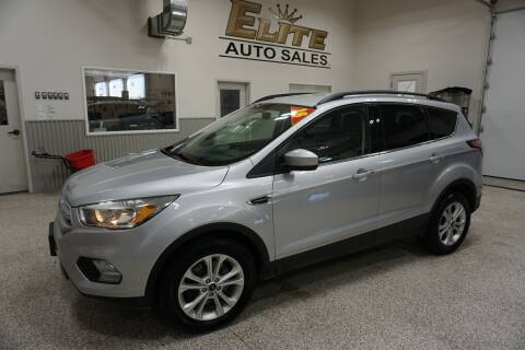 2018 Ford Escape for sale at Elite Auto Sales in Idaho Falls ID