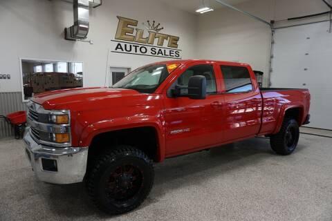 2015 Chevrolet Silverado 2500HD for sale at Elite Auto Sales in Idaho Falls ID