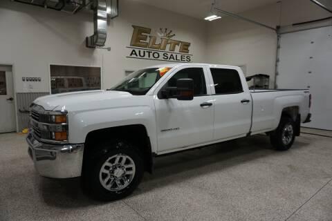 2016 Chevrolet Silverado 3500HD for sale at Elite Auto Sales in Idaho Falls ID