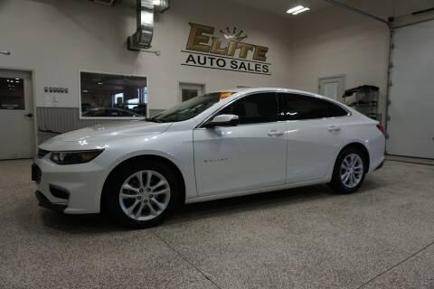 2017 Chevrolet Malibu for sale at Elite Auto Sales in Idaho Falls ID