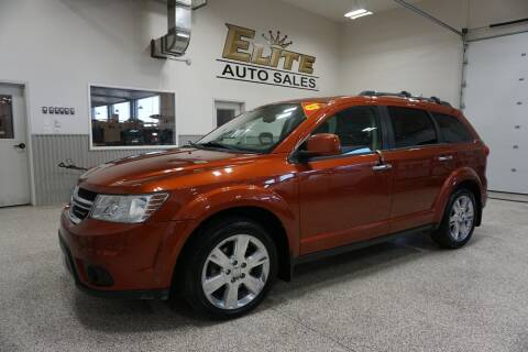 2013 Dodge Journey for sale at Elite Auto Sales in Idaho Falls ID
