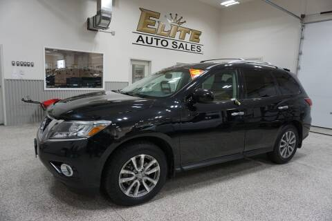 2015 Nissan Pathfinder for sale at Elite Auto Sales in Idaho Falls ID