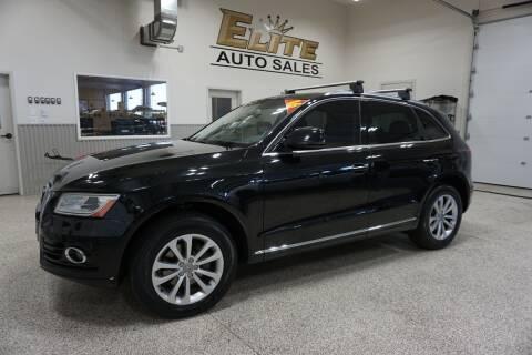2016 Audi Q5 for sale at Elite Auto Sales in Idaho Falls ID